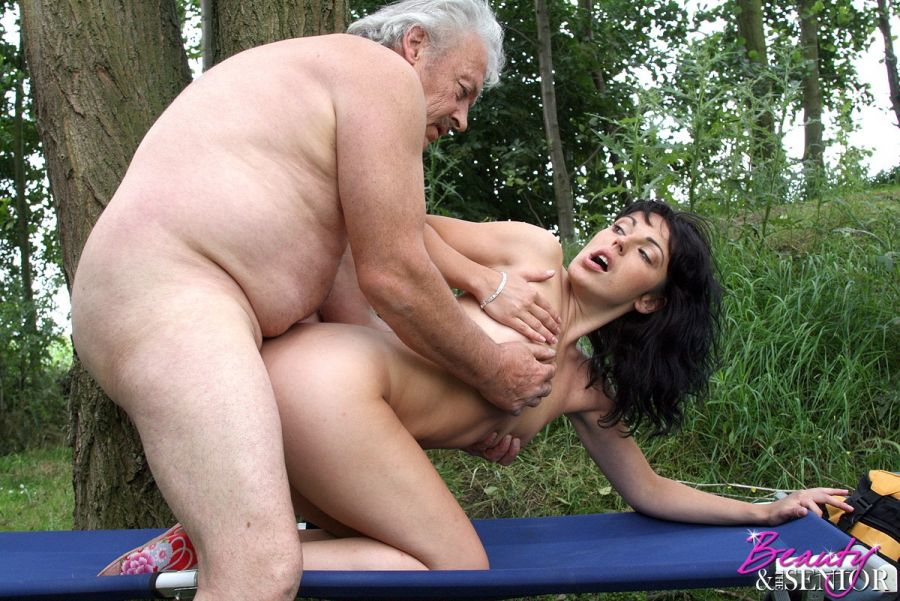 Teen couple at 69