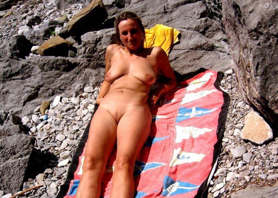 Recopilatorio De Mujeres Maduras Desnudas Vacaciones