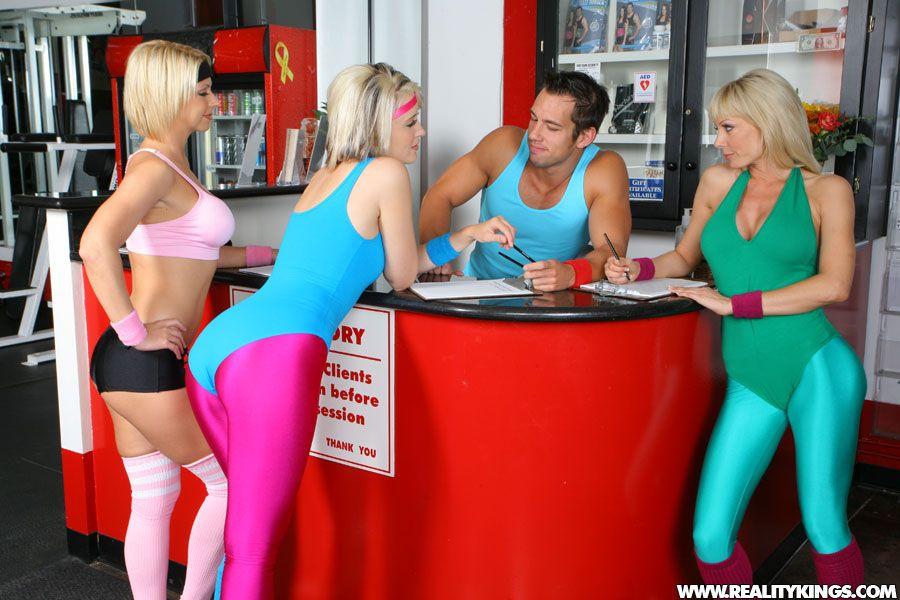 Caliente clase de fitness - 1 5